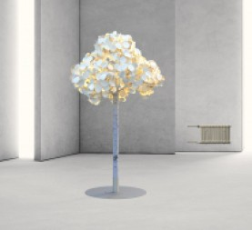 Leaf Lamp Tree